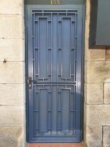 Securegrille Doors